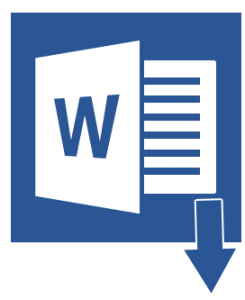 Word-Doc-Download